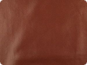 Artificial  stretch leather, stamped, red brown, 135-140cm