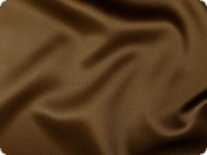 Blackout fabric, brown, flame-resistant, ca. 150cm