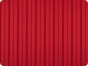 High quality satin, stripes, red, 145cm