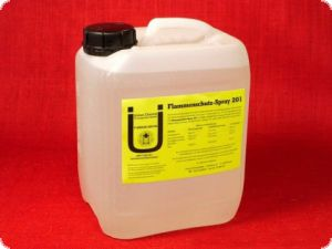 Fire protection spray textile, class b1 impregnation, 5l