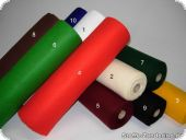 Felt, roll 5m, colour 3, maize-yellow, ca.1-1,5mm