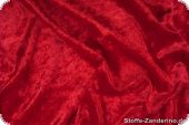 Panne velvet, good quality, red, ca. 150cm