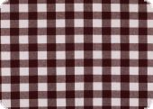 Cotton fabric with big checks ca. 1,8cm, bordeaux, 140cm