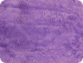 Teddy fabric, even, light lilac