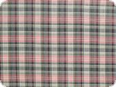 Fashionable cotton print, checked, 140cm