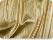 Artificial leather, plain, gold, ca 140cm