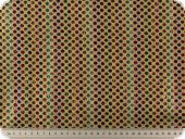Polyester jacquard, gloss effect, multicolour, 134cm