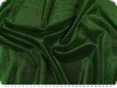Knitted fabric with lurex & glitter, green, 150cm