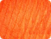 Fringe effect fabric for Charleston carnival dress, orange