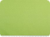 Nice cotton print,  tiny dots, light green, 142-145cm