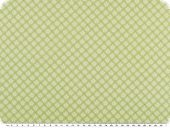 Cotton poplin, small flowers, light green, 142-145cm
