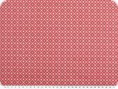 Cotton poplin, pink-grey-white, ca. 145cm