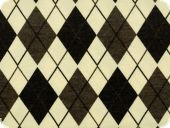 Fancy  knitwear, blended fabric, rhombus, multicolor,ca.155c