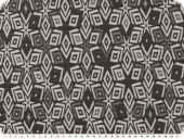Stretch jacquard, geometric pattern, 142cm
