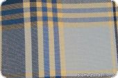 High-class woven fabric, squares, extrabroad, 280cm