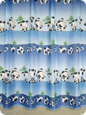Nice curtain fabric for kids curtains, lead weights,300cm