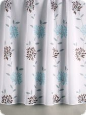 Nice Stores-curtain fabric,  lead weights,flowers, 300cm