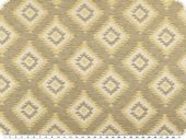 Deco jacquard, atztec, brown-yellow, 140cm