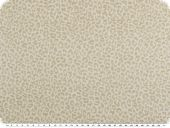 Jacquard deco fabric, fur pattern, white-beige, 140cm