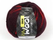 trendy knitting chain-yarn, merino-wool, col.005,10 gr/100 m