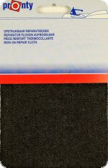 Jeans repair patches, 11/40cm, black