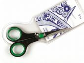 sewing-housesehold scissors, 5 1/2