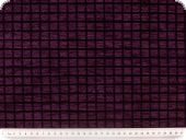 Heavy duty upholstery fabric, violet and black, 140cm