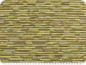 Chenille upholstery fabric, green-multicolour, 140cm