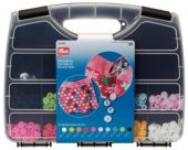 Color Snaps box, 300 press fasteners & tool set