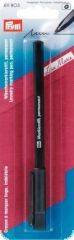 Laundry marking pen, permanent, black