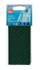 Repair sheet, for ironing on, 30 x 10 cm, green