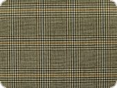 Rest yard good, shearing wool checked, gray, 140 cm