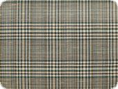 Leftover, Shearing wool, checked, multicolor, 140cm