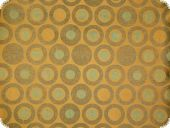 High-quality deco fabric,circles,multicolour,150cm