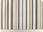 Awnin cloth, teflon coated, stripes, multicolour, 155cm