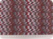 Knitted fabric, peak-line, multicolour, 125cm