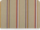 Awnin cloth, teflon coated, stripes, beige, 160cm