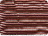 Elastic waistband, stripes,37/74cm, tubular fabric,unit:10cm