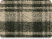 Jacket and coat fabric, checks, grey-beige, 150cm
