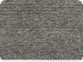 Blended jacket fabric, blue grey-white, 150cm