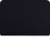 Cotton fabric, tight woven, small dots, navy, 140cm