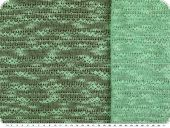 Summer knit, bouclé touch, sequins, light green, 150cm,