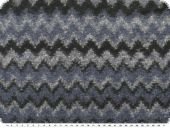 Knitware, wool blend, blue, 165cm