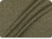 Light wool fabric, brown-ecru, 150cm
