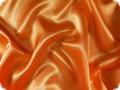 Polyester satin, orange, ca. 150cm