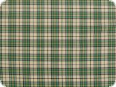 Coloured woven fabric with check pattern, 150cm