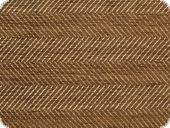 Upholstery fabric, stripes, darkbrown, 140cm