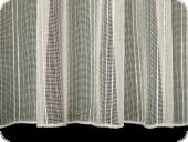Net-like curtain fabrics