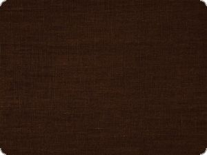 Linen plain, dark brown, ca. 145cm