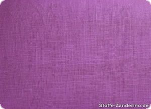 Heavy-weighted linen, lilac, ca. 130cm